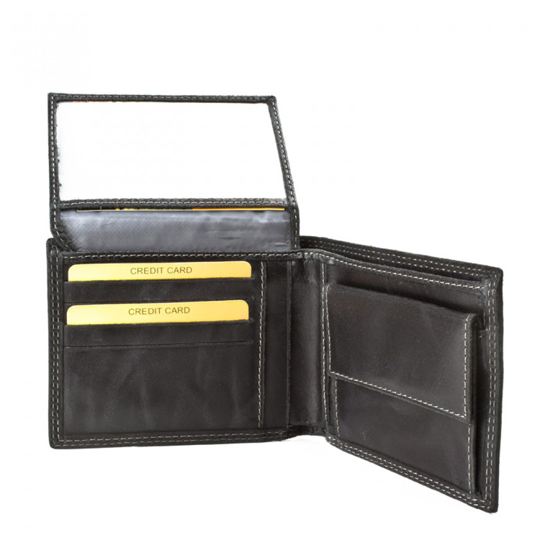 Men's leather wallet Australian | PFU001