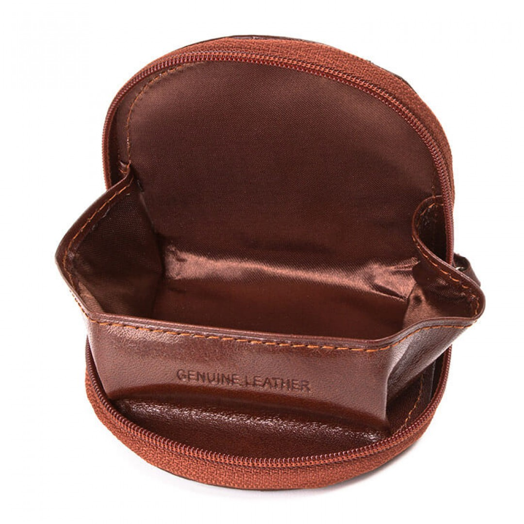 Leather wallet for coins Optimist | Coni