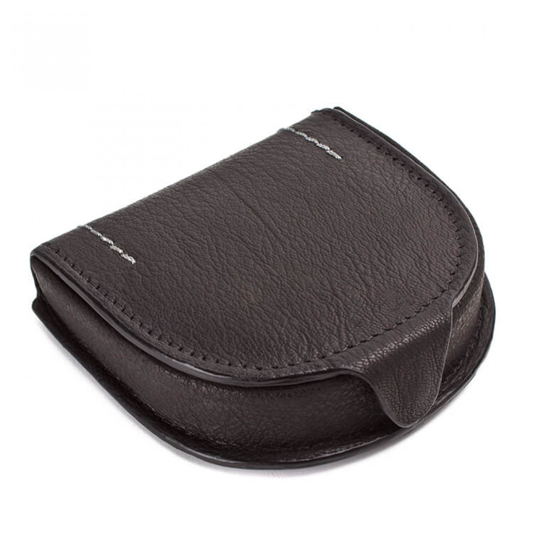 Leather wallet for coins Bernini | 4101