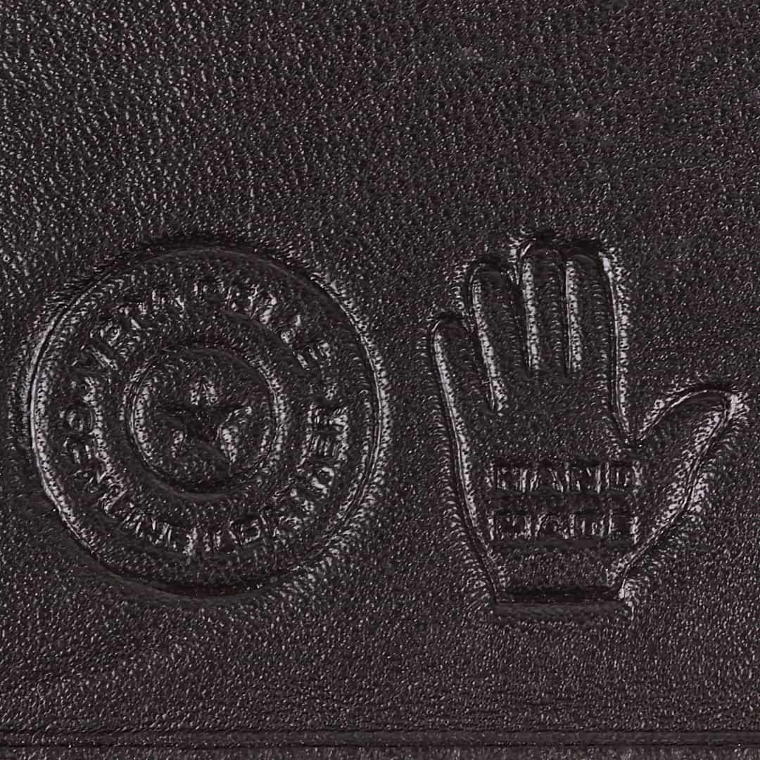 Money clip leather wallet Conte Massimot | Clipi