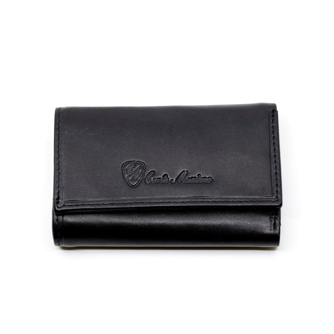 Leather case for keys Conte Massimo | Safe