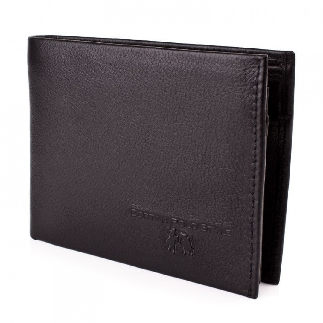 Men's leather wallet Cortina Polo Style | Henry