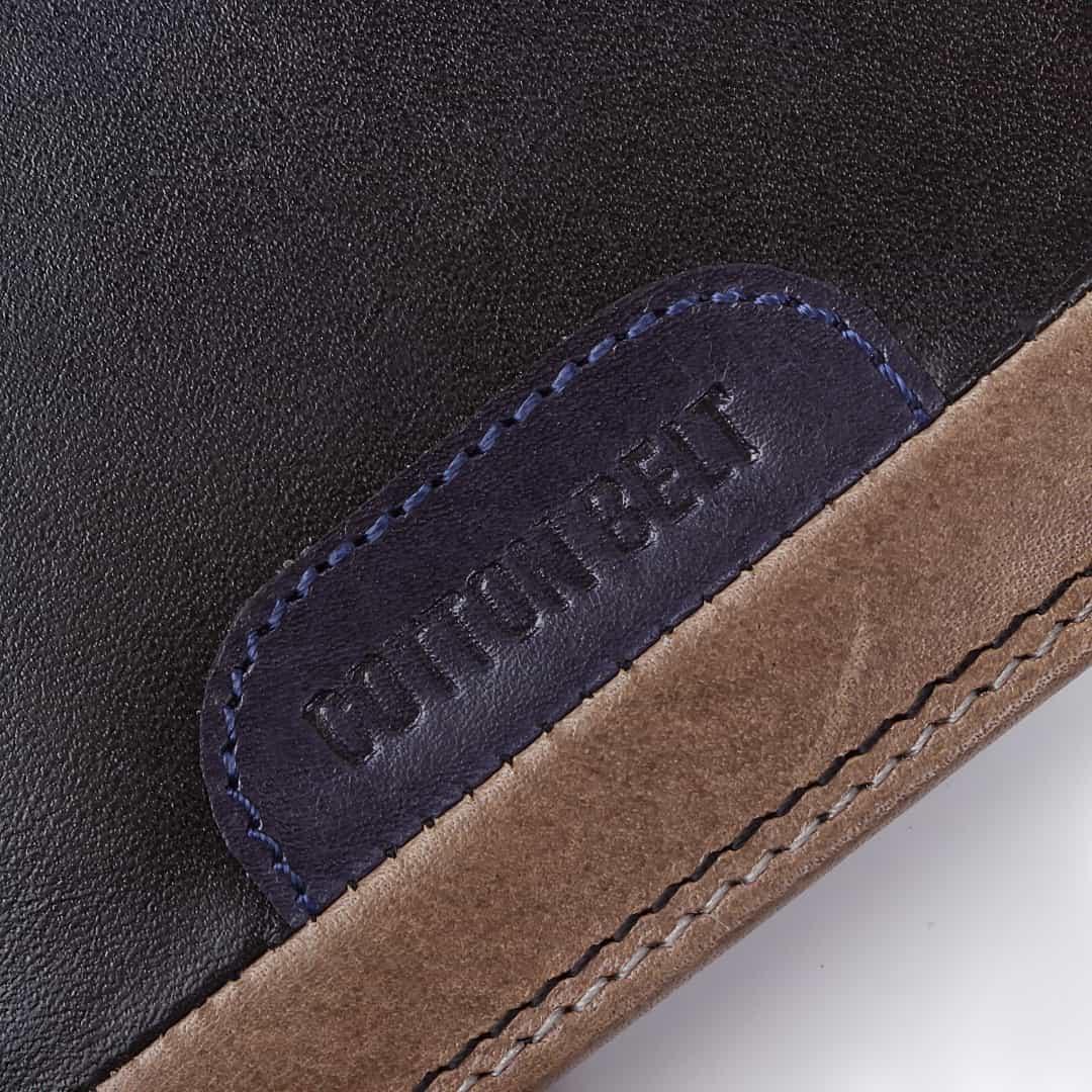 Herren Leder Geldbörse Cotton Belt | Color