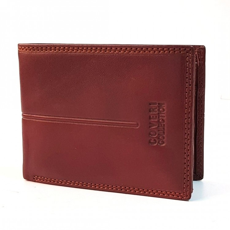 Men's leather wallet Coveri Collection | 9950-288