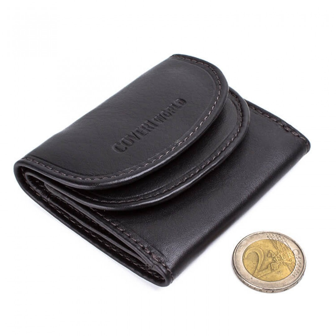 Men's leather wallet Coveri World | 7308-G21