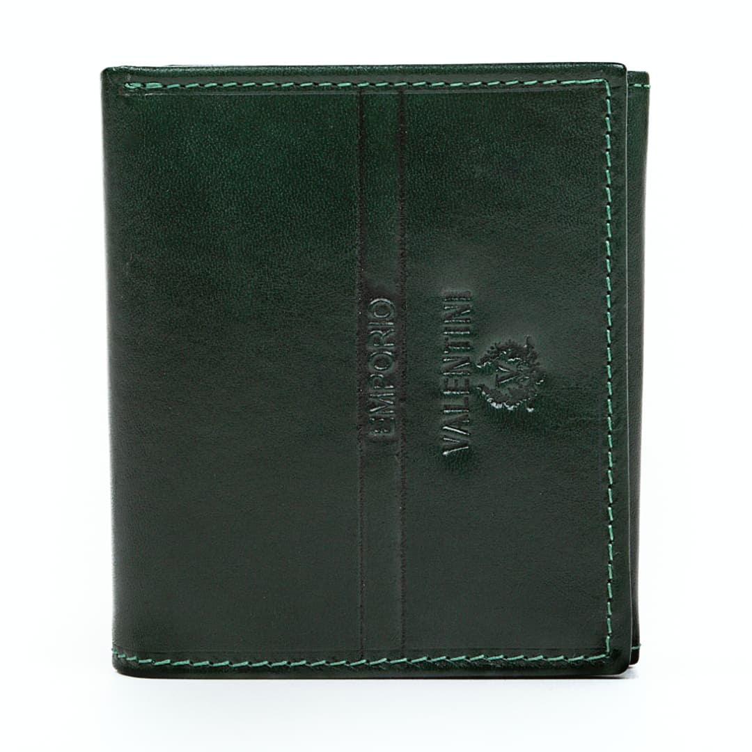 Leather wallet Emporio Valentini | 563-146