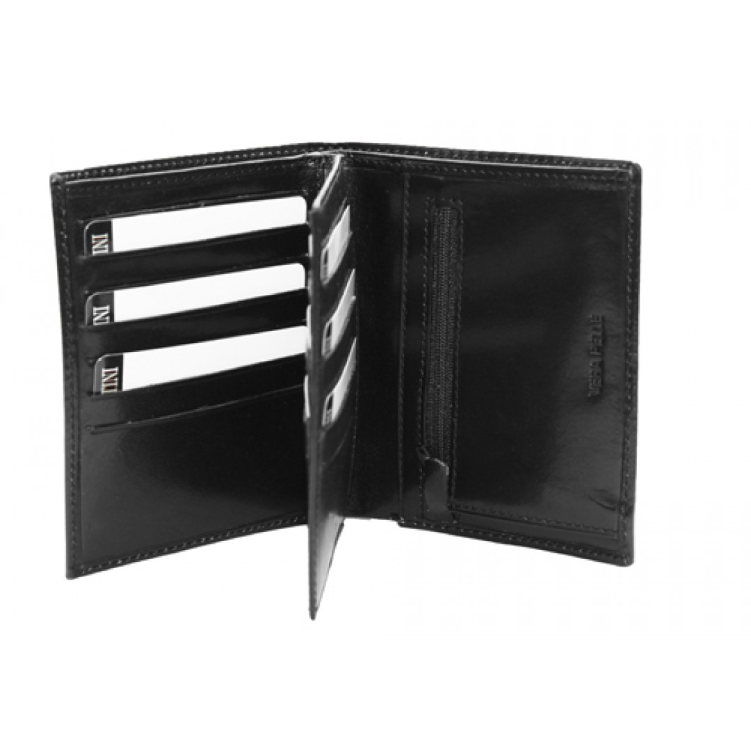 Leather wallet man large Emporio Valentini | 563-255
