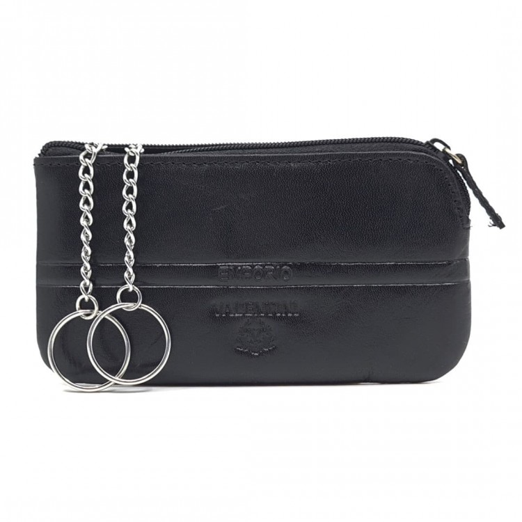 Leather case for keys Emporio Valentini | Ring