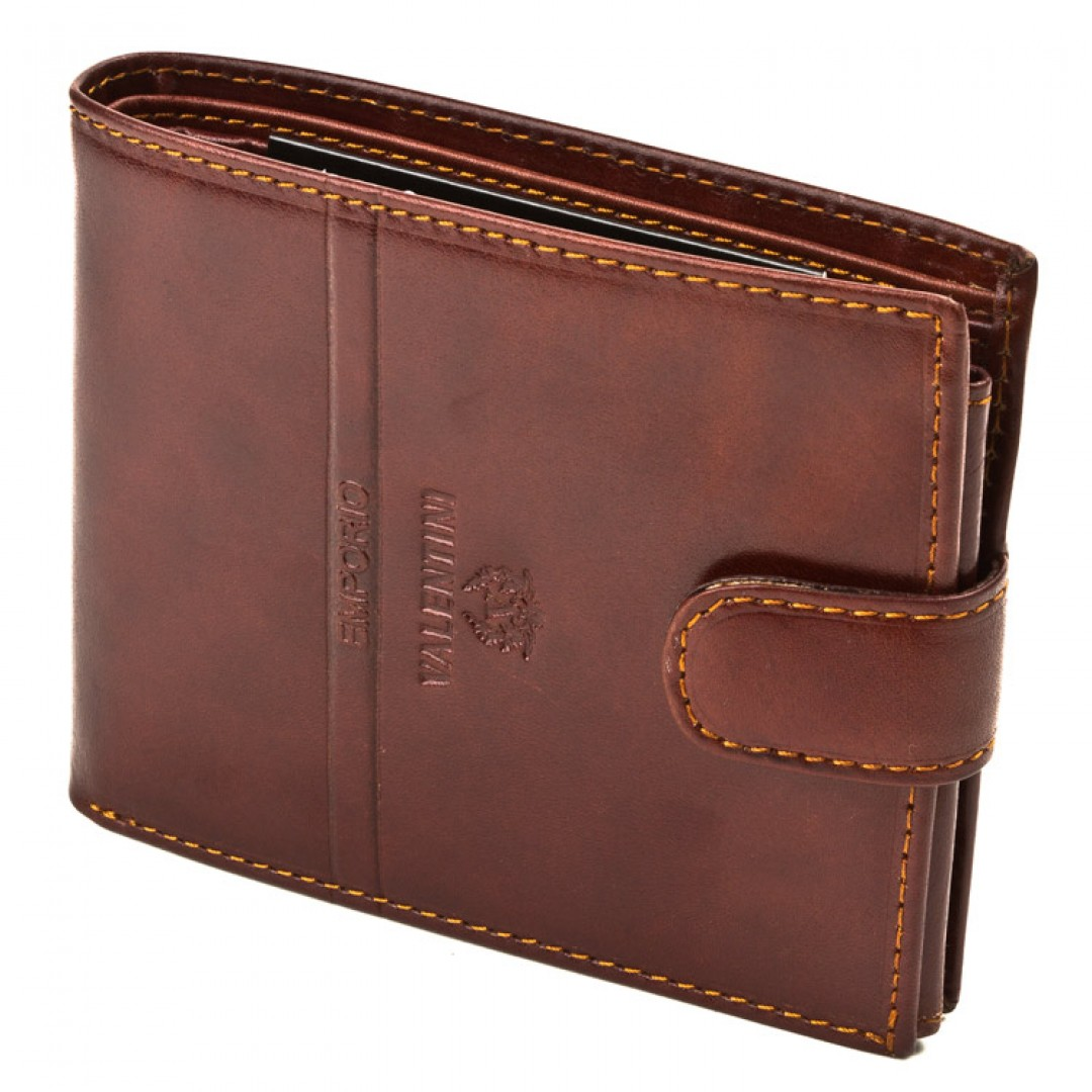 Men's leather wallet Emporio Valentini | 563-561