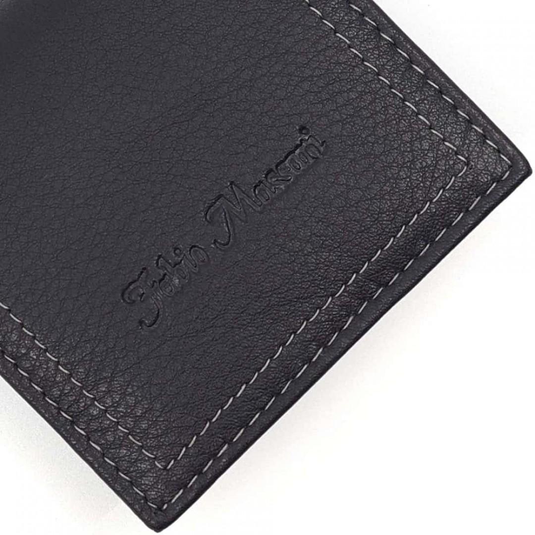 Leather coin case Fabio Massari | Coins