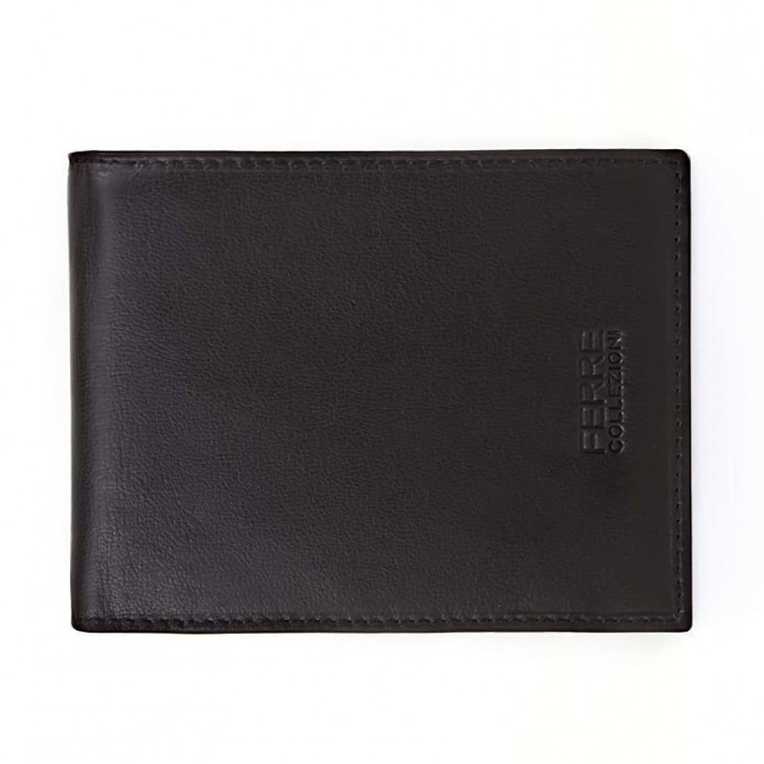 Men's leather wallet Ferre | Great