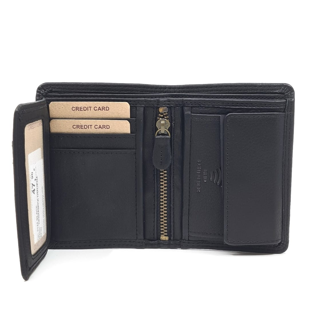 Leather wallet Hill Burry | Perfect