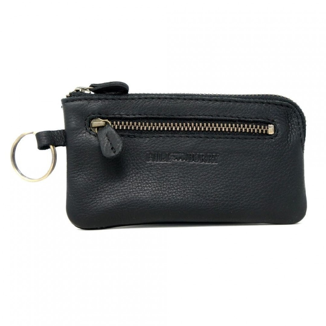 Leather case for keys Hill Burry | Zip