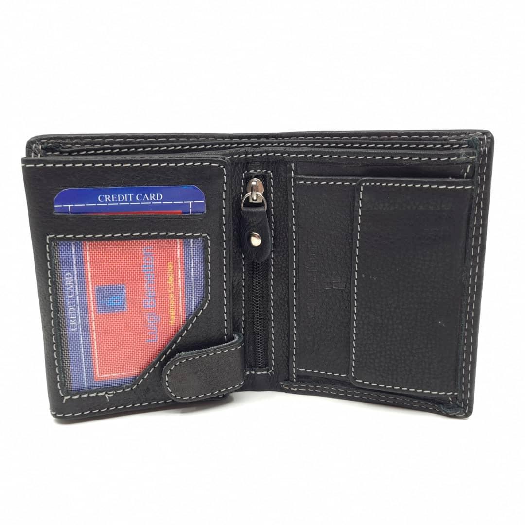 Men's leather wallet Luigi Benetton | Ability