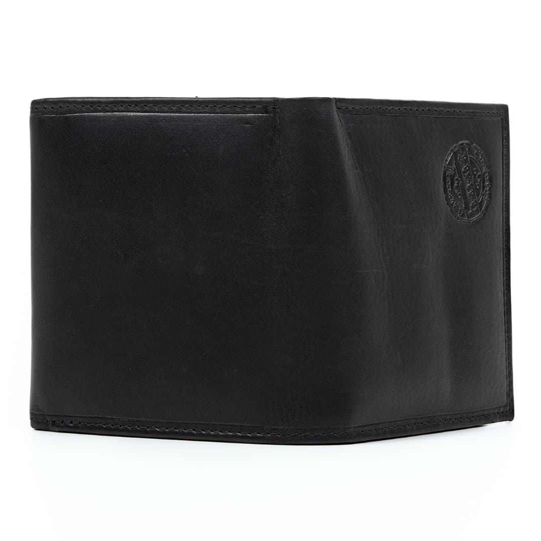 Leather wallet Natural Hnut | Urban