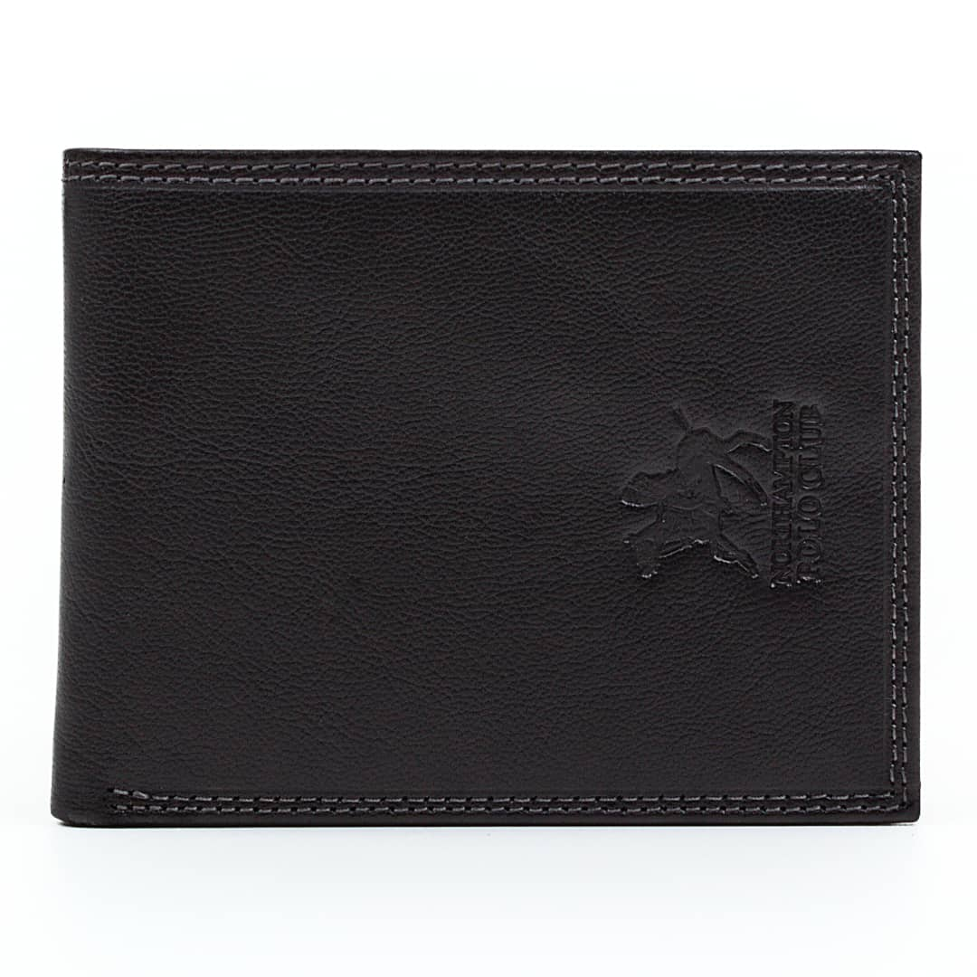 Leather wallet man Northampton | Polo Club