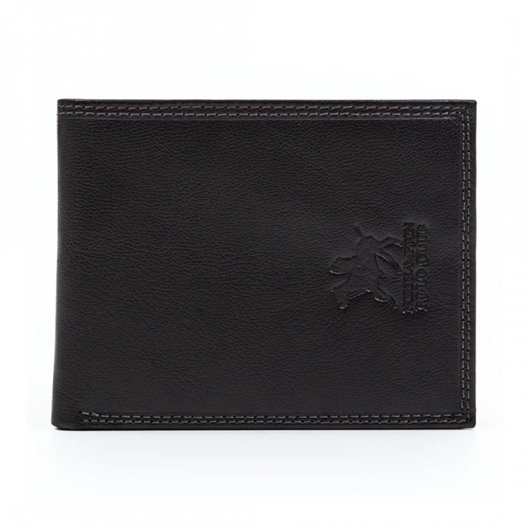 Leather wallet man Northampton Polo Club | Fancy