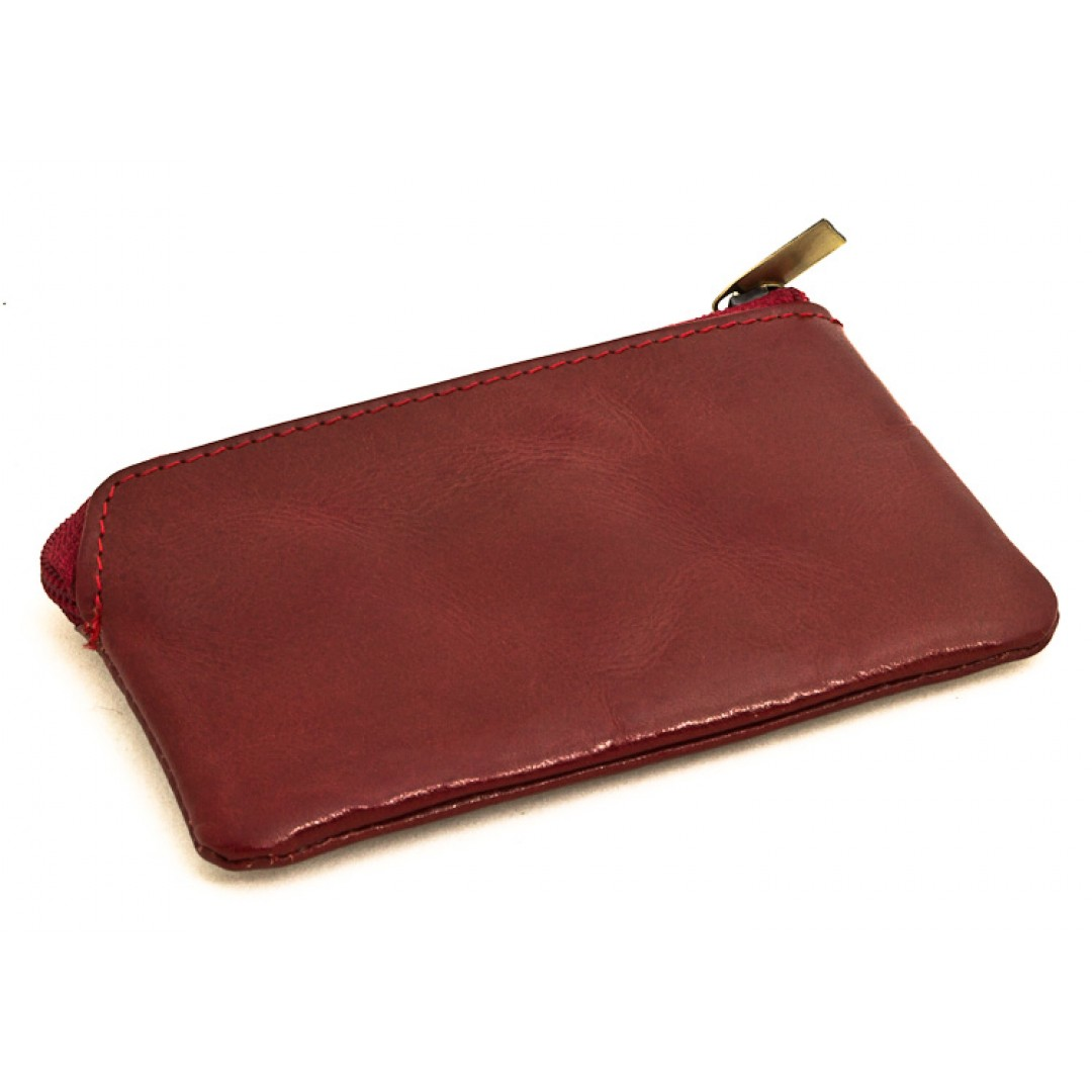Leather pocket for keys Optimist | 602