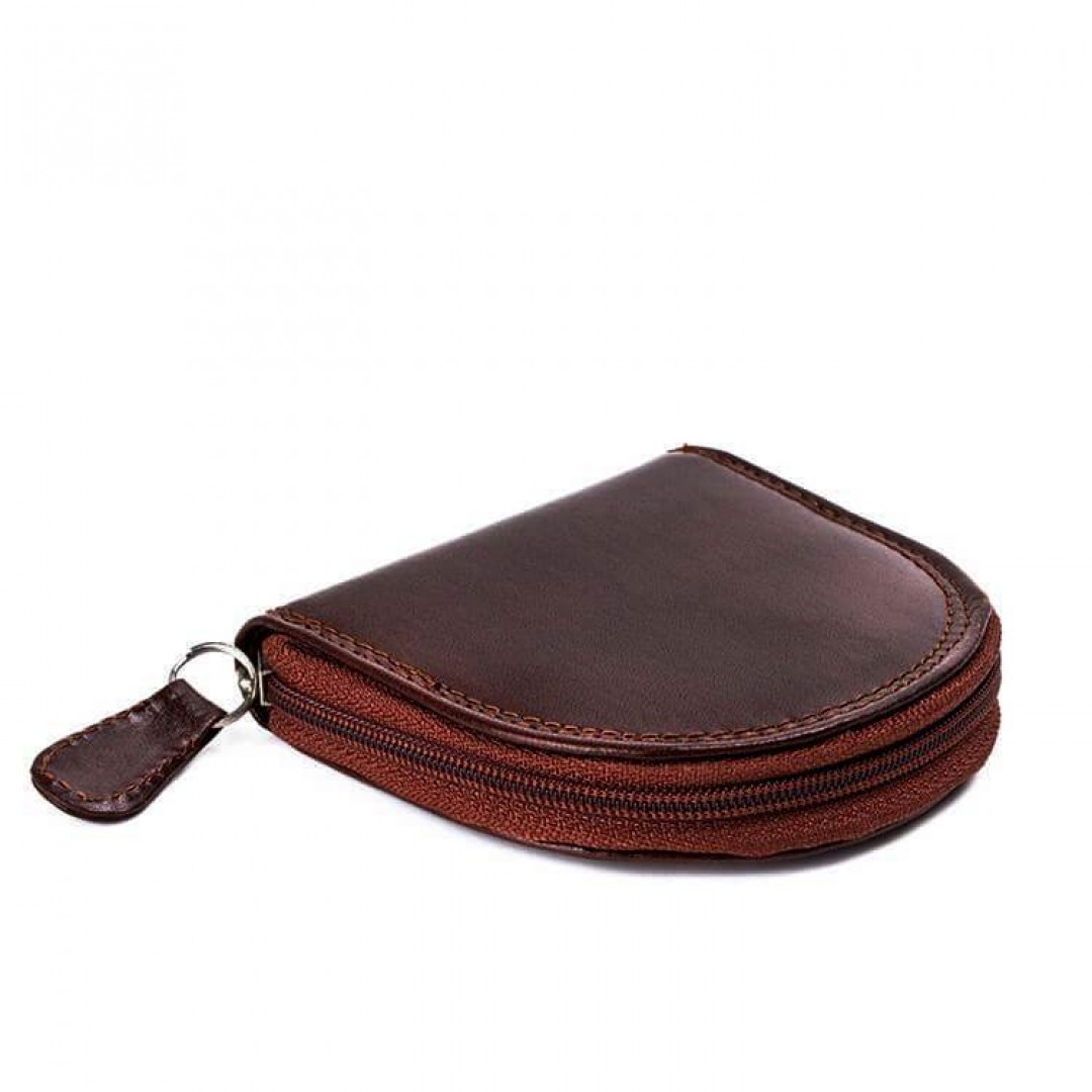 Leather wallet for coins Optimist | V925