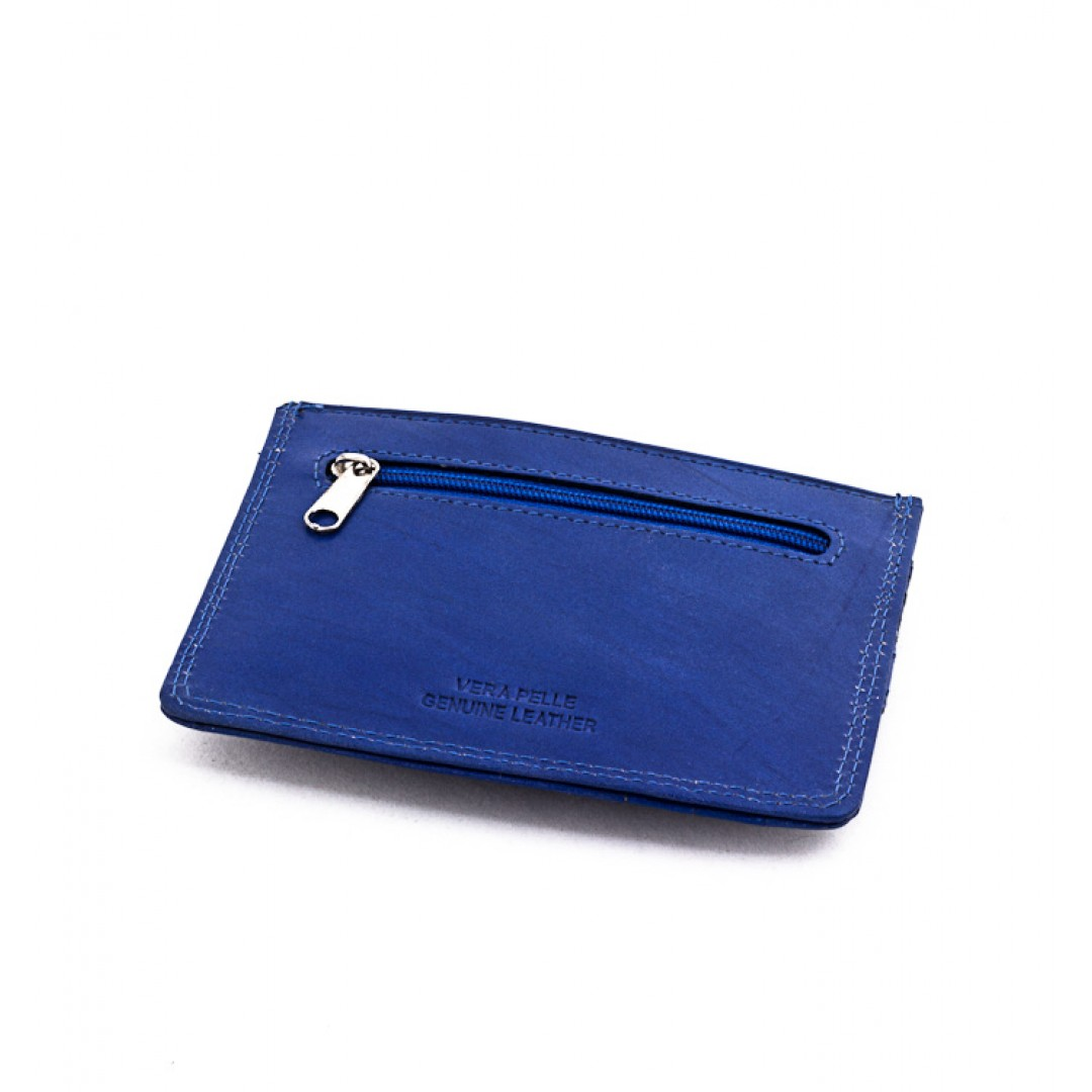 Leather card case Optimist | V933