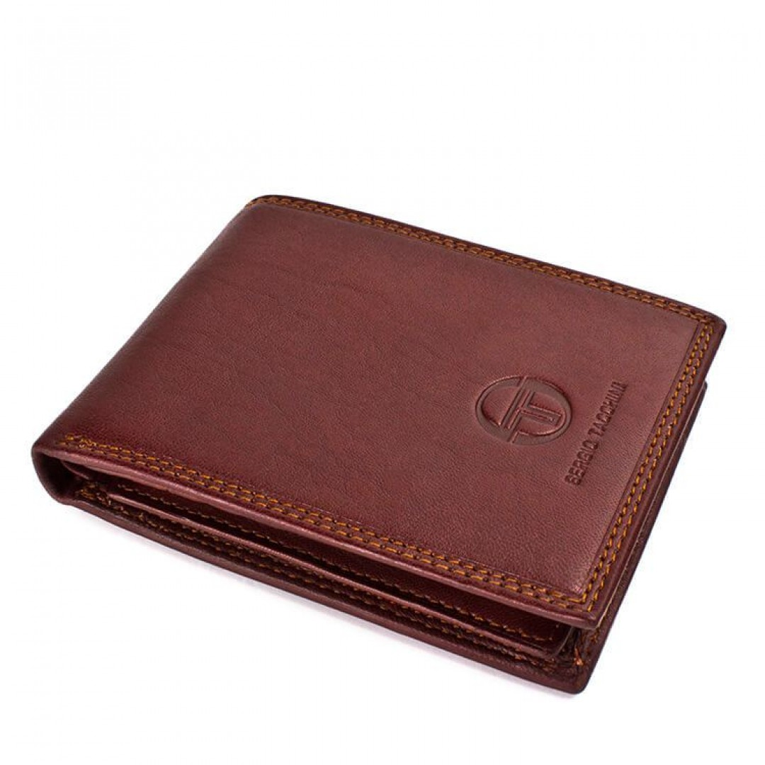 Leather wallet man Sergio Tacchini | 9970-248