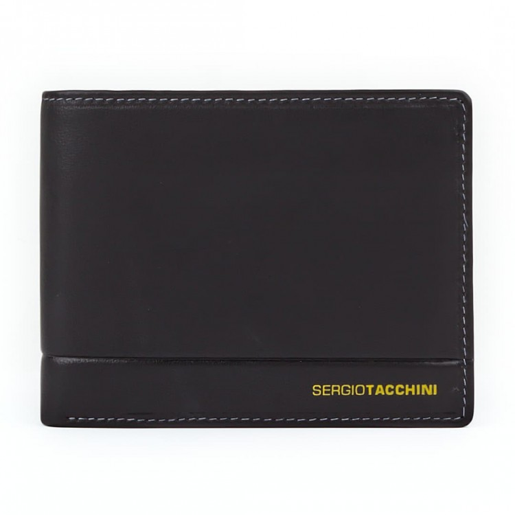 Men's leather wallet Sergio Tacchini | Touch