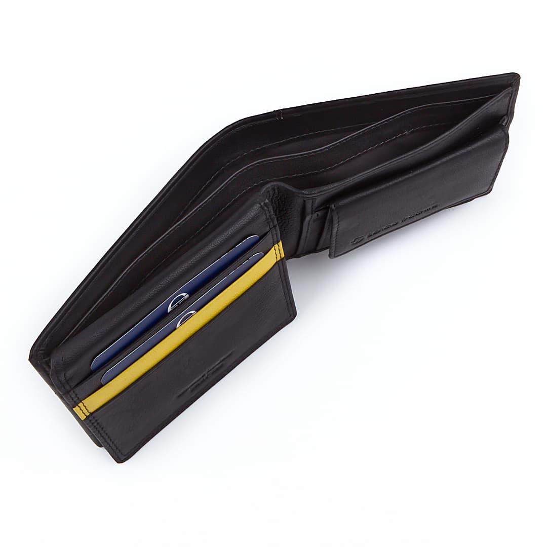 Men's leather wallet Sergio Tacchini | Touchy