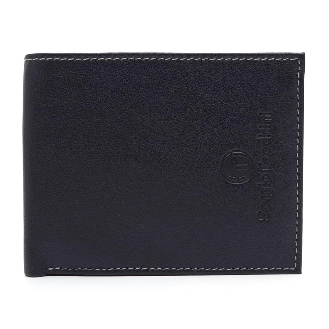 Men's leather wallet Sergio Tacchini | Sergio