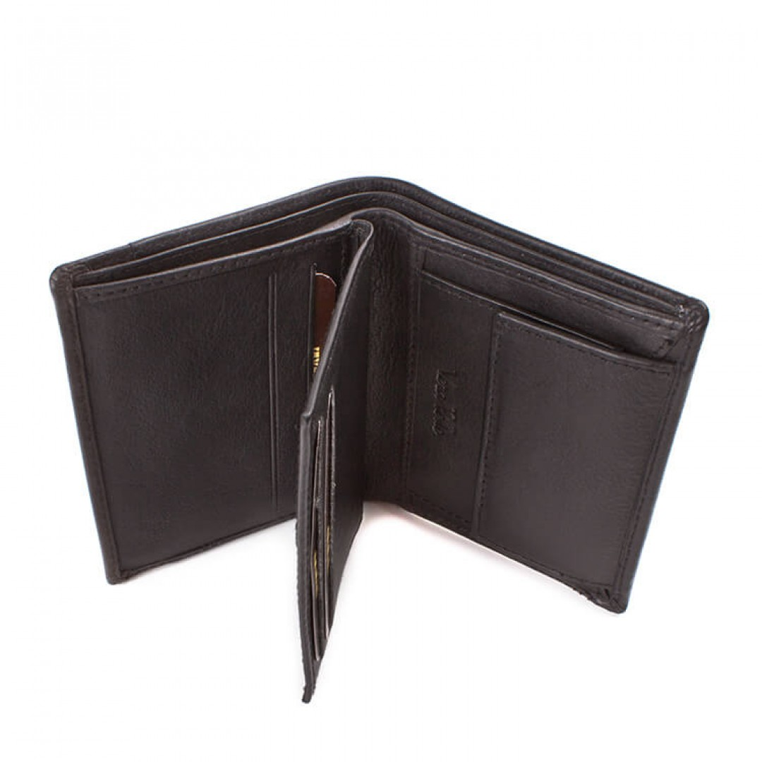 Men's leather wallet TTB | 123-193