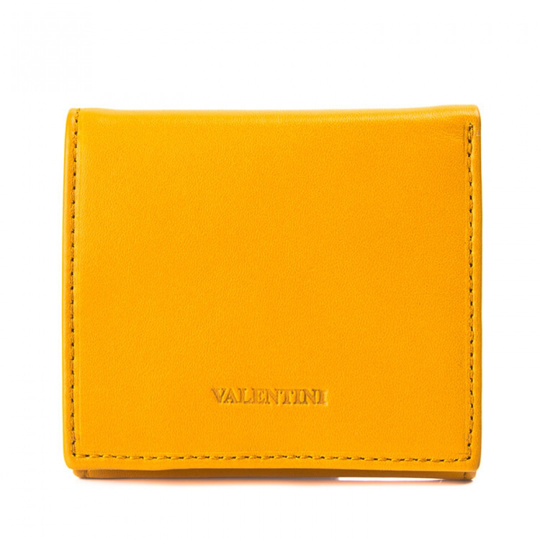Leather wallet Valentini | 306-146