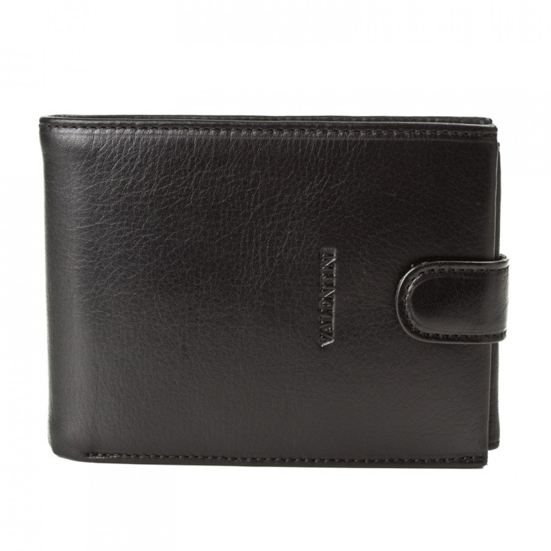 Men's leather wallet Valentini | 306-260