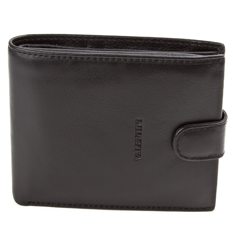 Men's leather wallet Valentini Luxury | 306-298