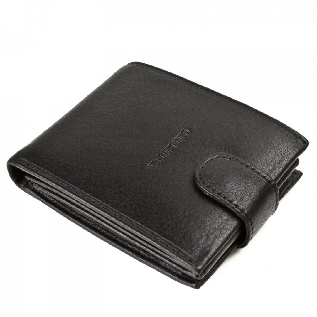 Men's leather wallet Valentini Luxury | 306-562