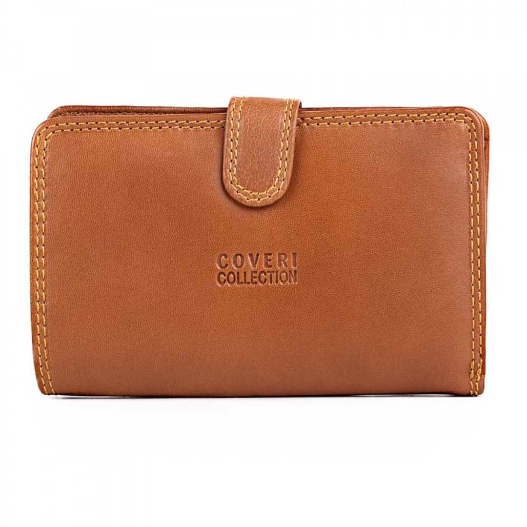 Leather wallet for women Coveri Collection | Pretty
