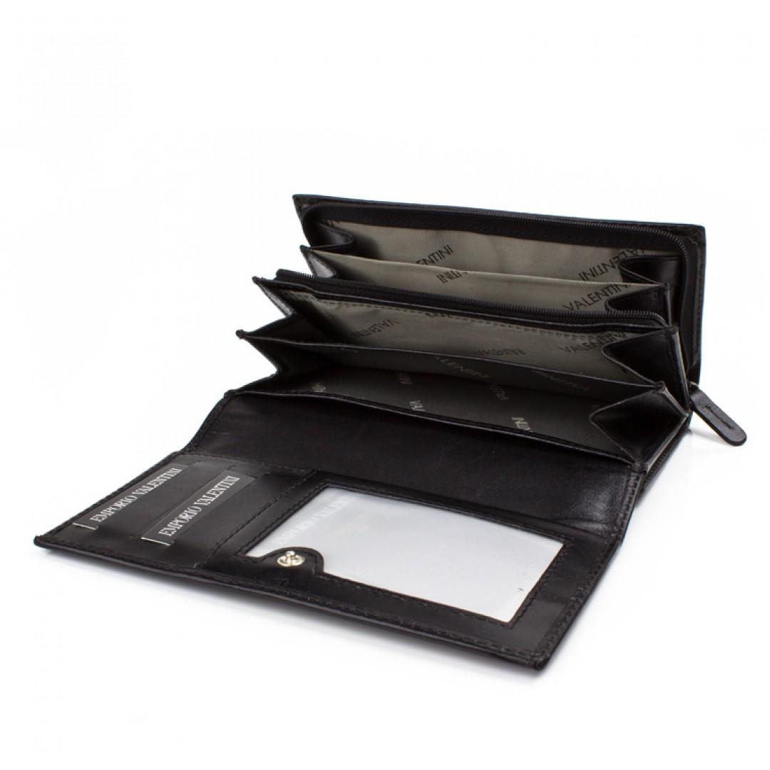Women's leather wallet Emporio Valentini | 563-155