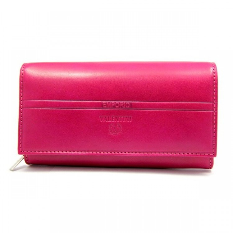Women's leather wallet Emporio Valentini | 563-155