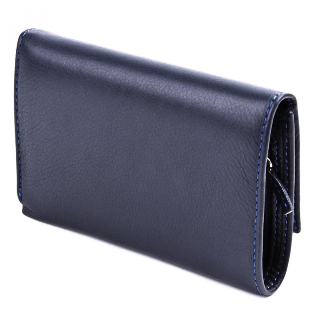 Women's leather wallet Valentini Luxury | 306-156