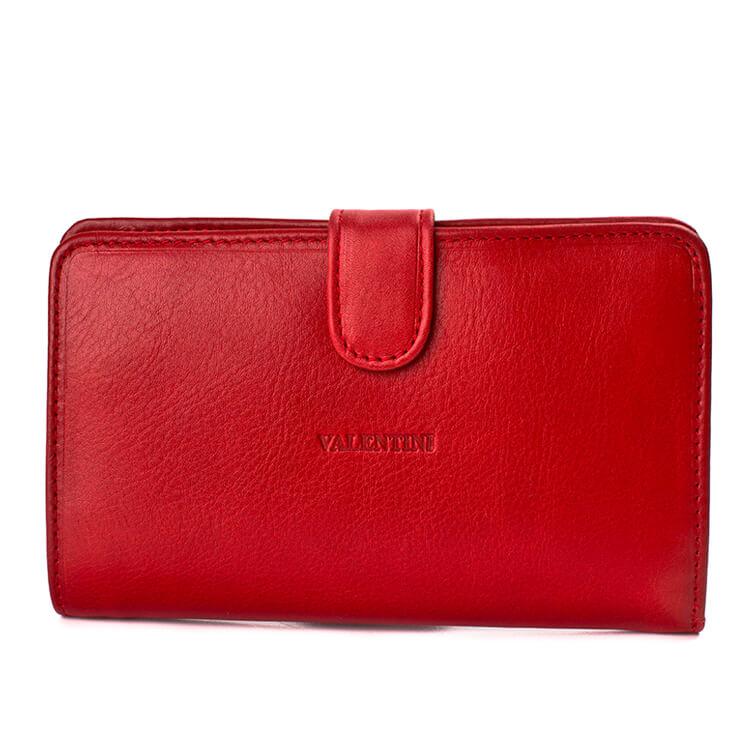 Ženski kožni novčanik Valentini Luxury | 306-ST01