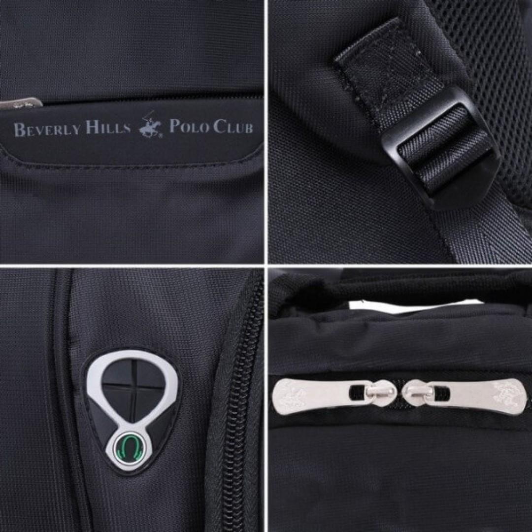 Business Taschen Rucksack Beverly hills Polo Club | BH-944