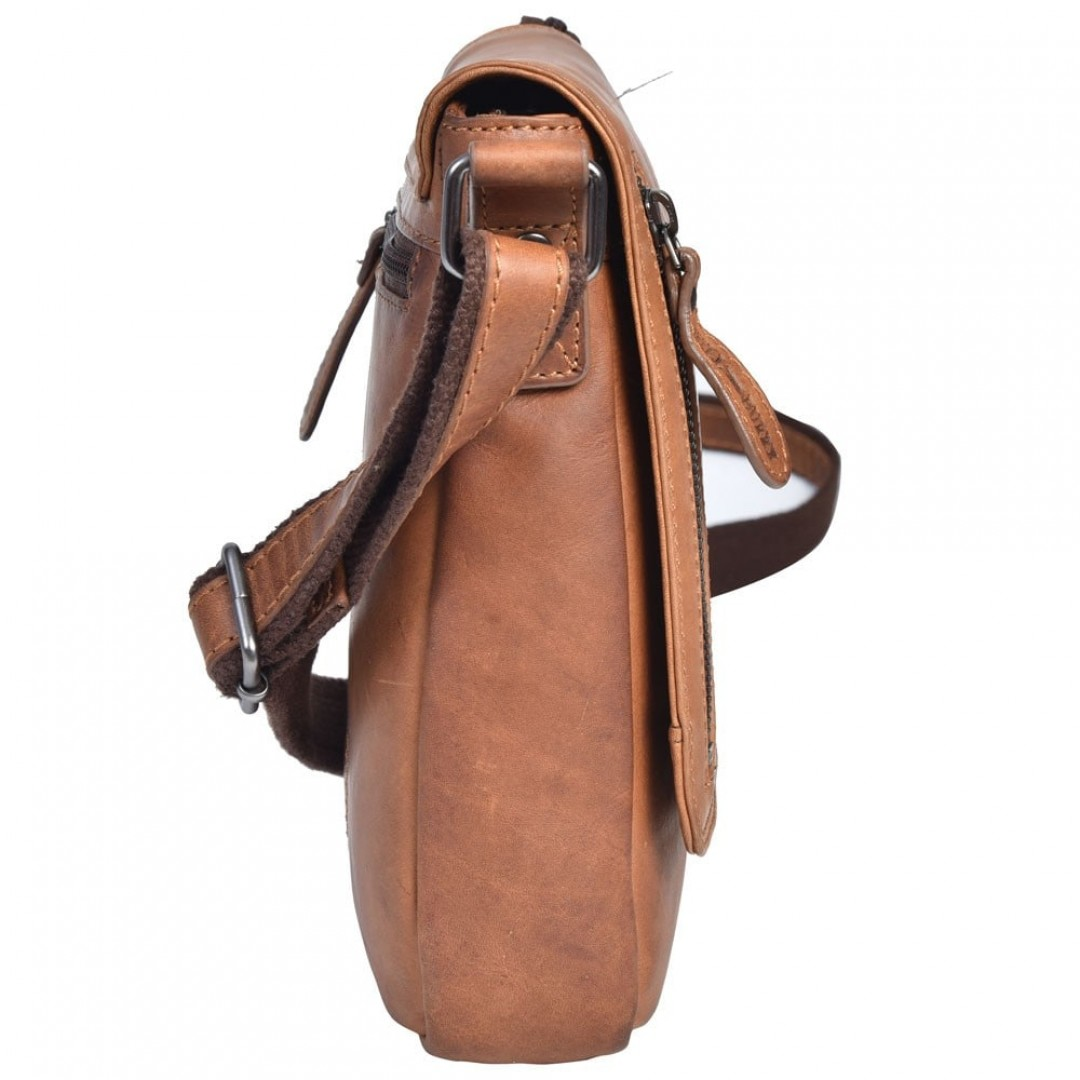 Business leather bag Hill Burry | Hill