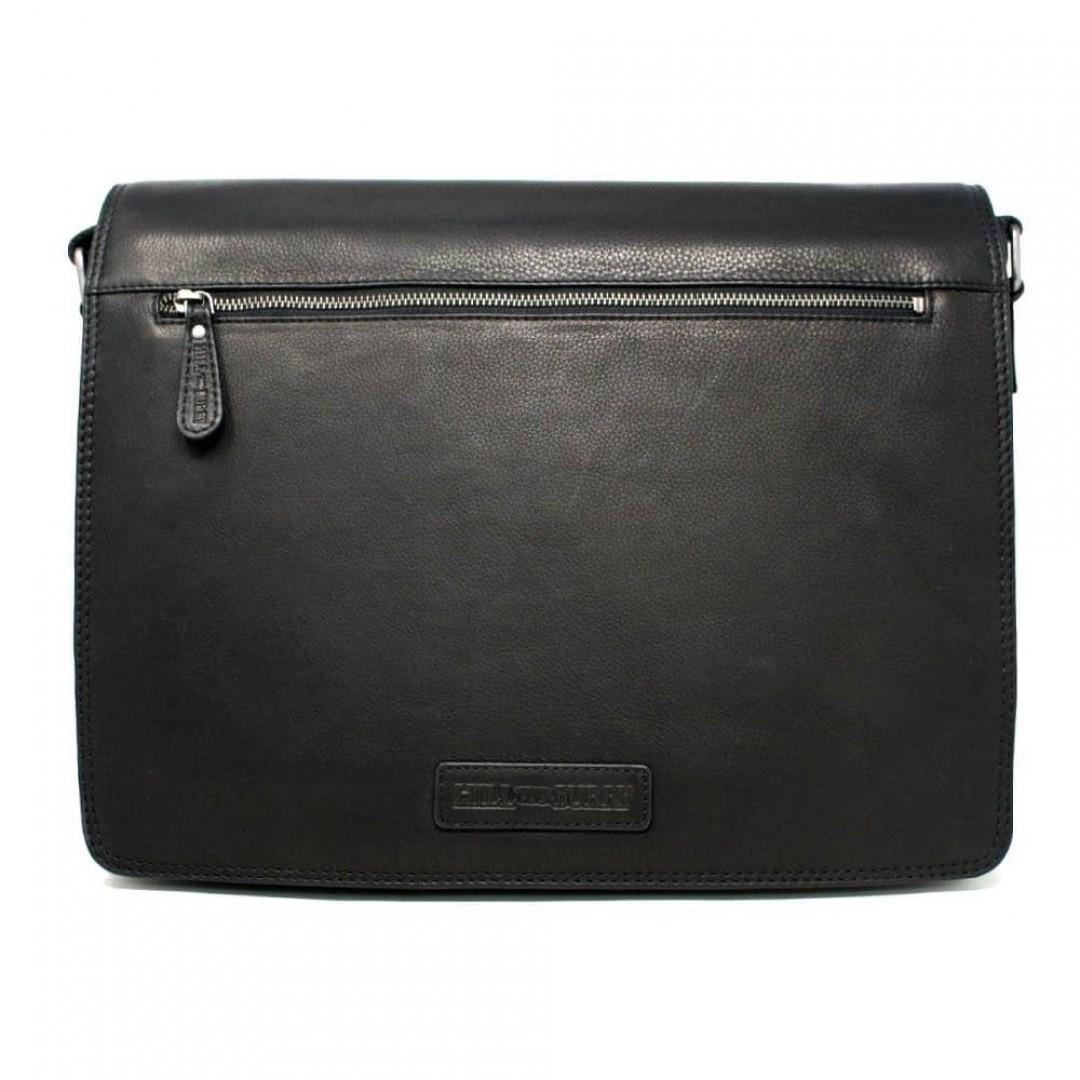 Poslovna torba kožna Hill Burry | Messenger