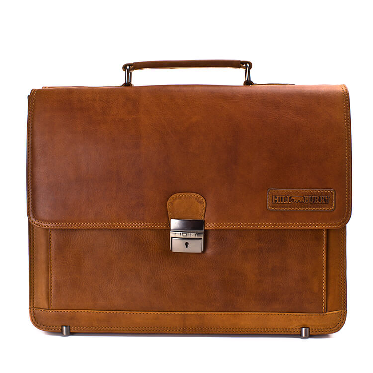 Business bag leather Hill Burry | VB10081