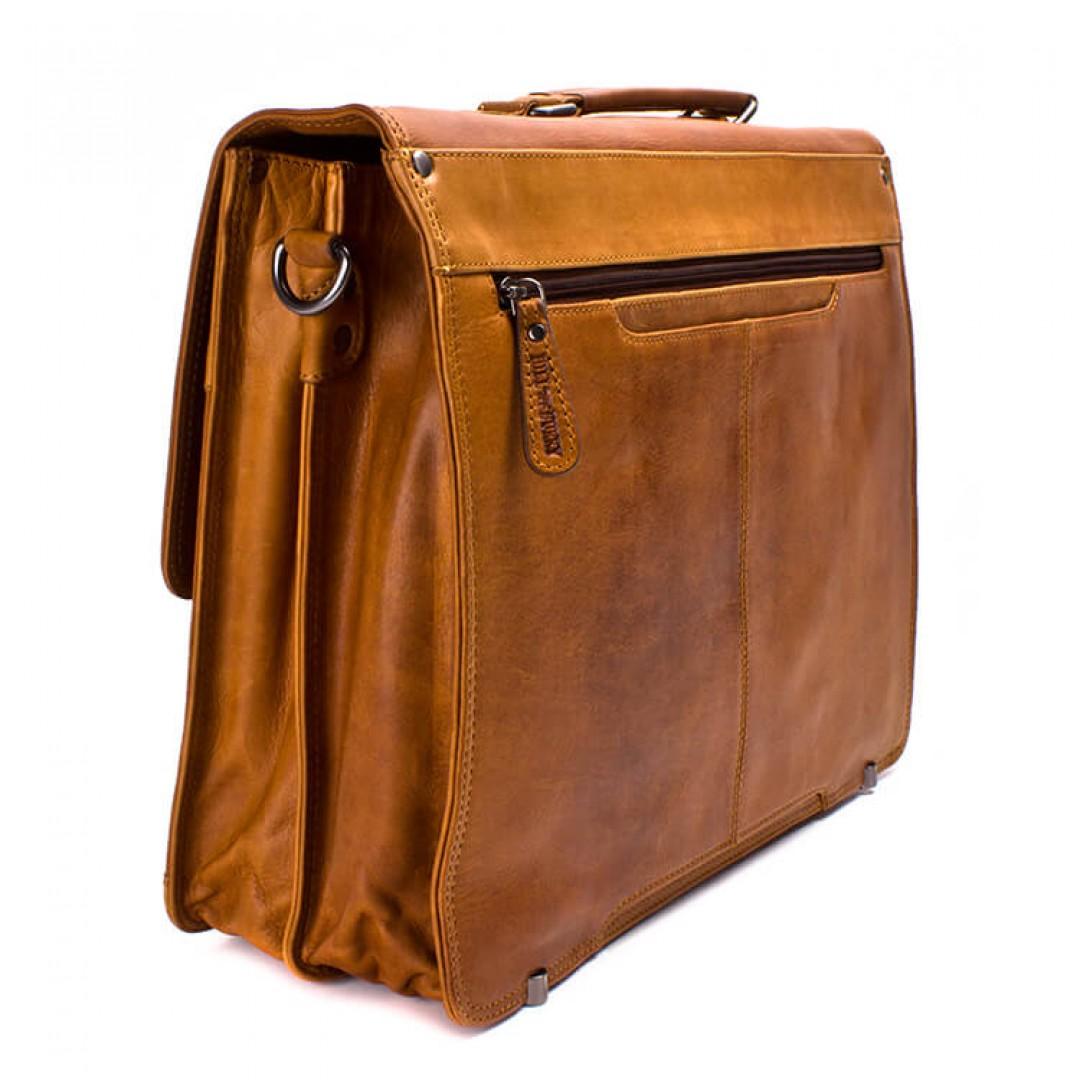Poslovna torba kožna Hill Burry | VB10081