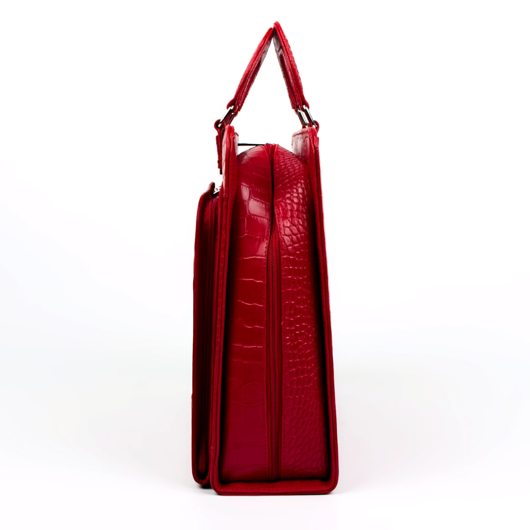 Ladies  leather business bag Optimist | Emily