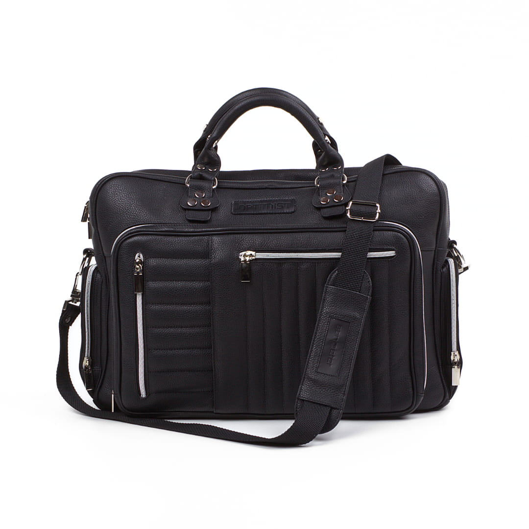 Business leather bag Optimist | William