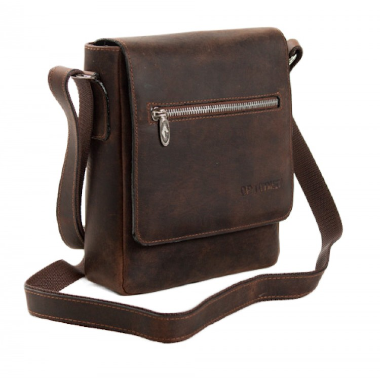 Leather bag for everyday use Optimist | 03254