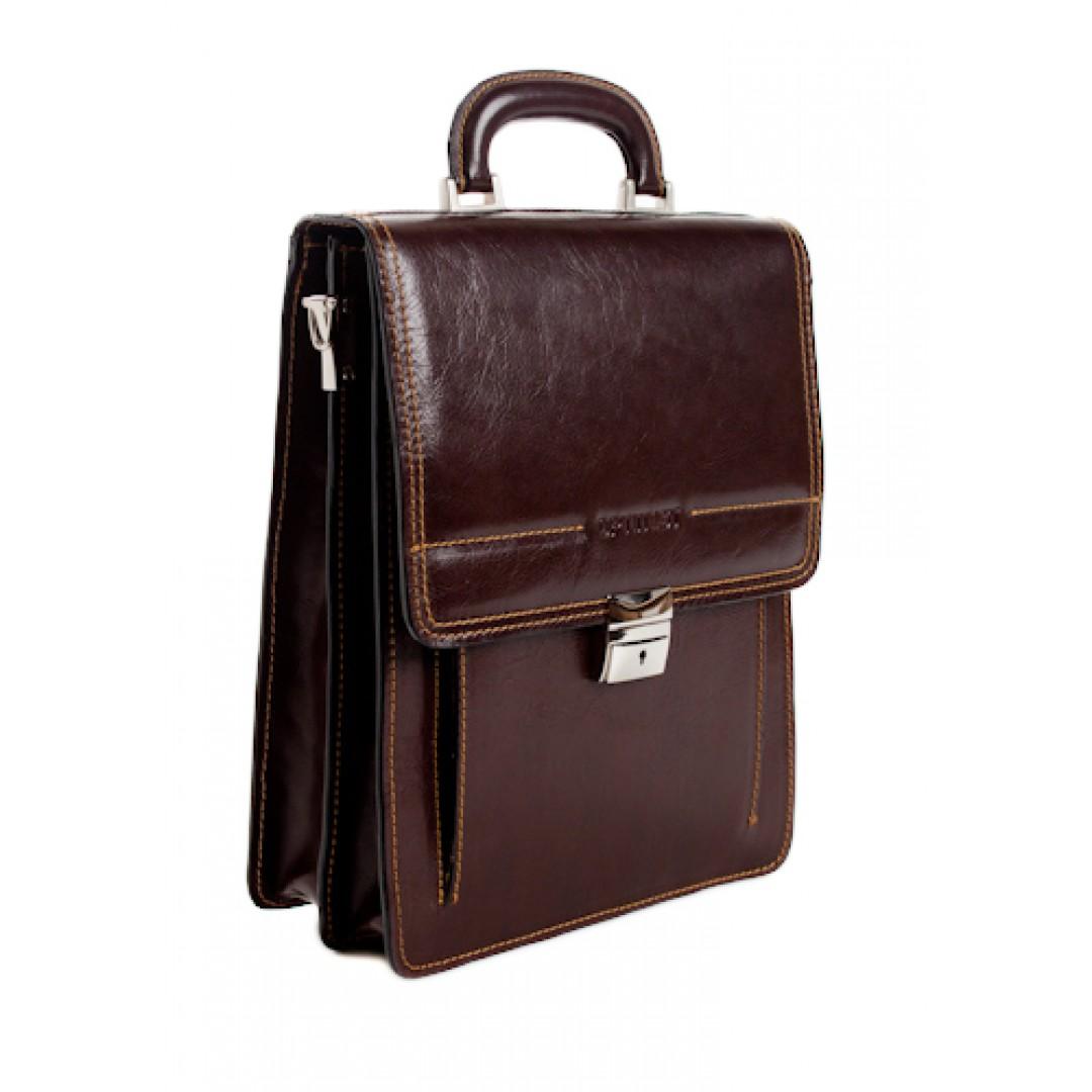 Kožna poslovna torba Optimist | 03270