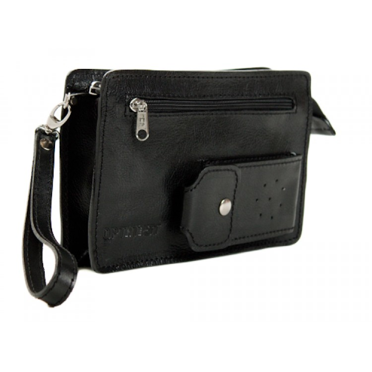 Leather handbag Optimist | 03287