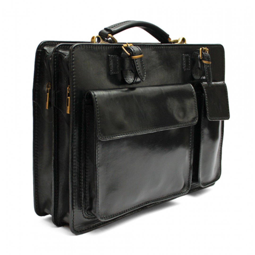 Leather business bag quality leather | 20002