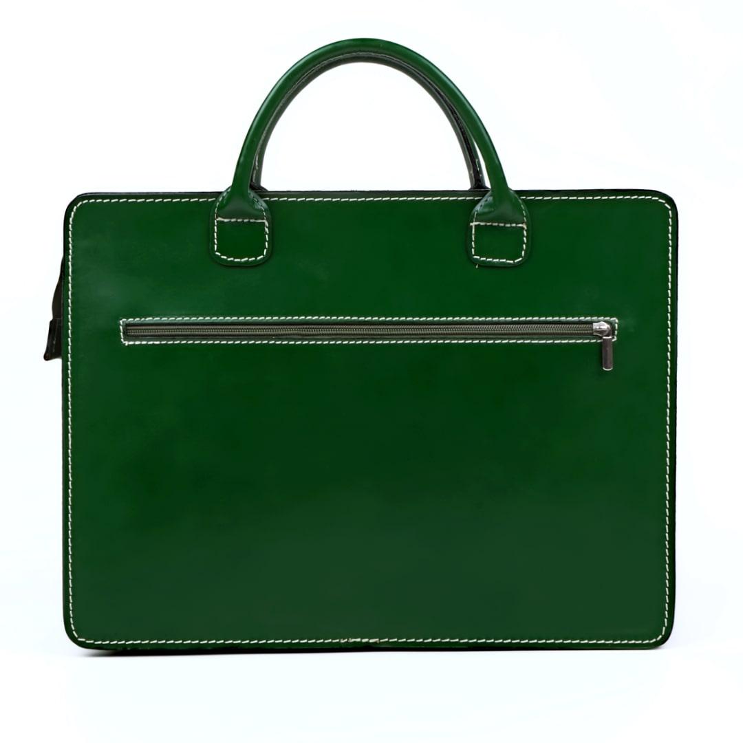 Leather Business Bag Optimist | 20004